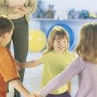 Atividades para turmas da pré-escola nos primeiros dias de aula