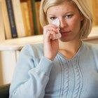 Cómo reconfortar a una mujer que llora