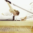 Exercises for Tight Hip Flexors on the Pilates Reformer