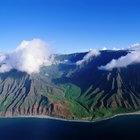 Senderismo en la Costa Na Pali de Hawai