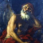 Os poderes dos titãs na mitologia grega