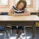 Actividades para alumnos de cuarto grado que pueden realizar sentados en sus asientos
