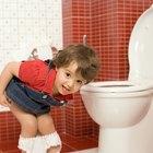 ¿Qué provoca que los niños pequeños mojen sus pantalones?