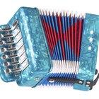 Como reparar o fole de um acordeon