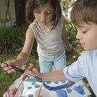 Cómo hacer souvenirs y bolsitas de regalos para niños