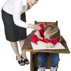 Efectos de la negligencia de los padres en el comportamiento en el salón de clase