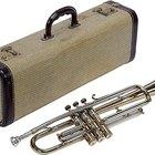 Como descobrir o modelo de um trompete