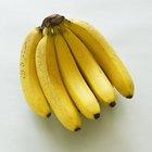 Cómo hacer puré de bananas