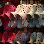 Conserto de sandálias Croc