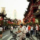 Principales productos alimenticios en China
