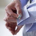 Cómo quitar las manchas de los puños de las camisas