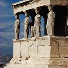 Quais eram as semelhanças entre os deuses gregos e romanos?
