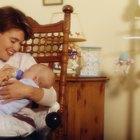 ¿Cómo saber si la leche materna esté en mal estado?