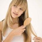 Cómo tener un pelo seco y liso sin calor