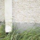 Como instalar uma corrente de chuva sem retirar a calha