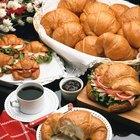 Que tipo de comida servir em um dia de conferência na igreja?