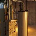 Cómo instalar la tubería de ventilación en un calentador de agua
