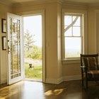 Consejos para hacer umbrales para las entradas con pisos de madera