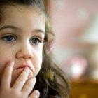 Actividades para ayudar a los niños a reemplazar pensamientos negativos con pensamientos positivos