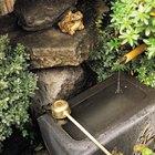 Ideas para fuentes de agua en casa