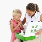 Entrenamiento de primeros auxilios para niños
