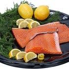 Cómo hacer filetes de salmón a la sartén