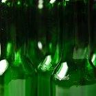 Ideas para decorar con botellas de cervezas.