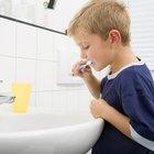 Tratamientos para el mal aliento en niños