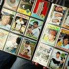 Cómo vender tu colección de tarjetas de béisbol