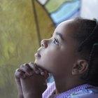 Cómo dirigir un servicio de adoración para niños