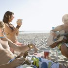 Fiestas de comida con tema de playa para adolescentes