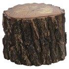 Cómo convertir un tronco en una maceta