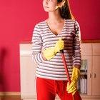 Cómo limpiar un piso correctamente
