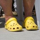 Cómo cambiar el forro en los Crocs
