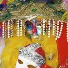 How to make a carnival headdress