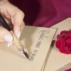 Actividades de caligrafía para niños