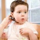 ¿Cómo cortar el pelo de los bebés?