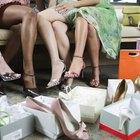 Los mejores tipos de zapatos de vestir para usar con tobillos gruesos