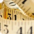 Como medir o comprimento da costura interna de calças