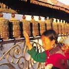 Tradiciones budistas de recién nacidos