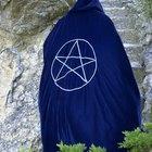 Las diferencias entre un pentagrama y un pentagrama invertido