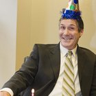 Idéias de aniversários temáticos para um homem de 60 anos