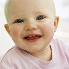 Cómo crecen los dientes de un bebé