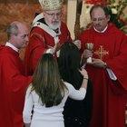 Cosas que se usan en el sacramento de la confirmación