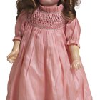 What Do the Numbers on Dolls' Necks Mean?