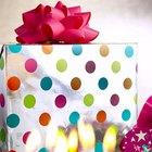 Un regalo para mamá en su cumpleaños número 44