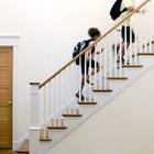 Alternate ways to install a stair runner