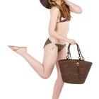 Agregar relleno a un top de bikini