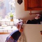 Como diagnosticar falhas no termostato de uma geladeira