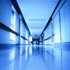 Tareas del servicio de limpieza de un hospital